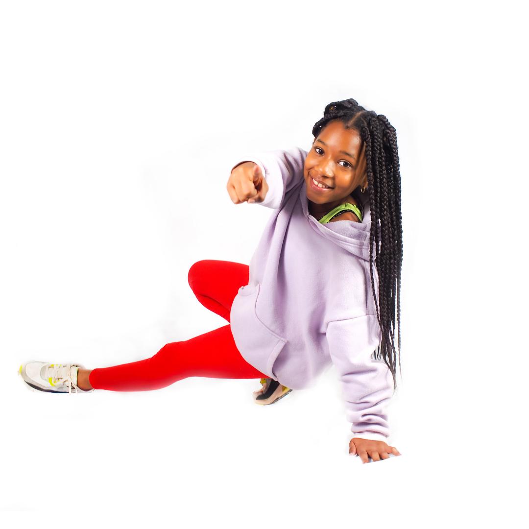Kids urban dance